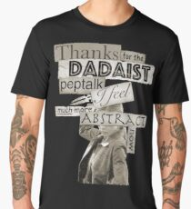 Dadaist Peptalk - Buffy Men's Premium T-Shirt
