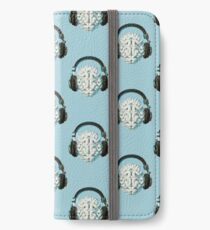 Mind Music Connection iPhone Wallet/Case/Skin