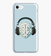 Mind Music Connection iPhone Case/Skin