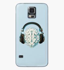 Funda/vinilo para Samsung Galaxy Mind Music Connection