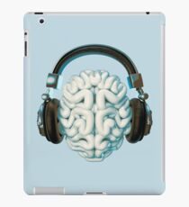 Mind Music Connection iPad Case/Skin