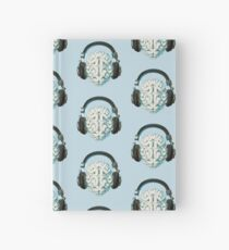 Mind Music Connection Hardcover Journal