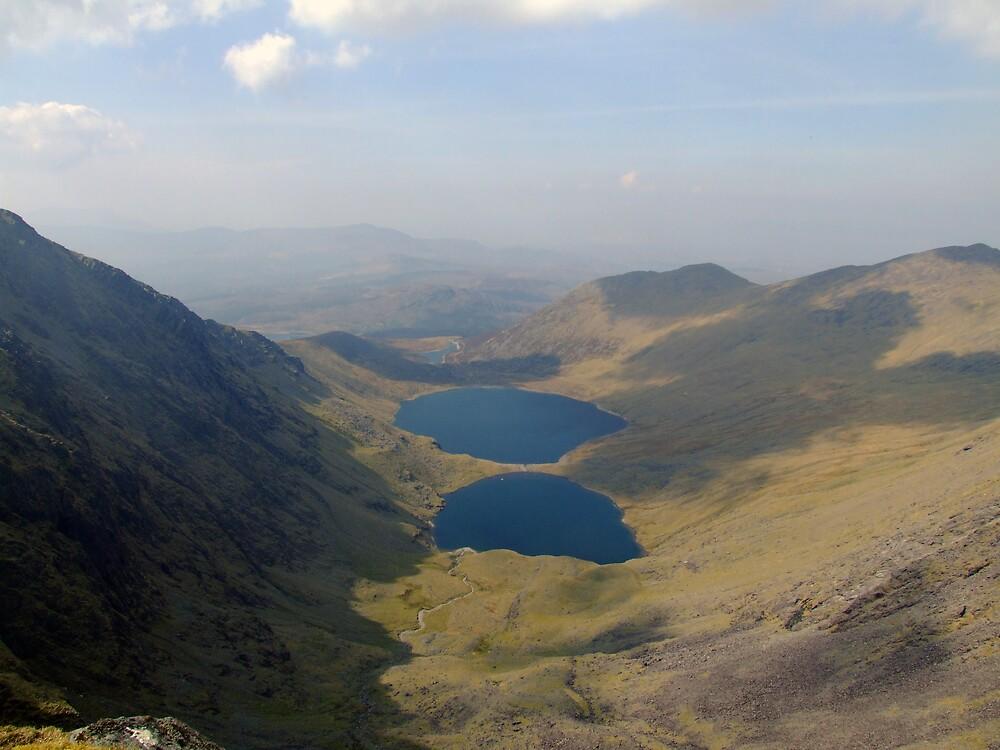 Beautiful Carrauntoohil view by John Quinn