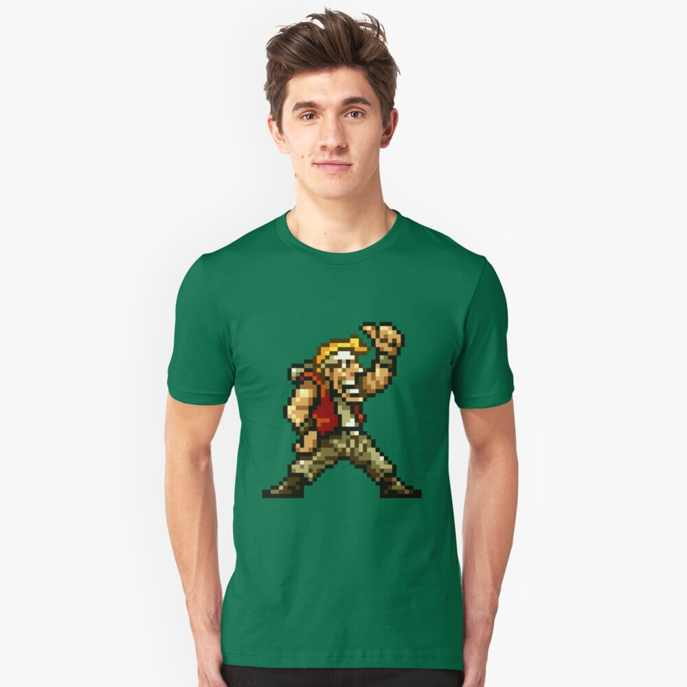 Marco Rosi Unisex T-Shirt Front