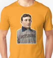 Honus Wagner HD T206 card - American Tobacco Company T-Shirt