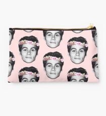 Dylan O'Brien Collage Faces  Studio Pouch