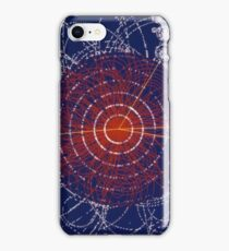 Particle collision 3 iPhone Case/Skin