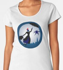 I'm Mary Poppins Ya'll Women's Premium T-Shirt