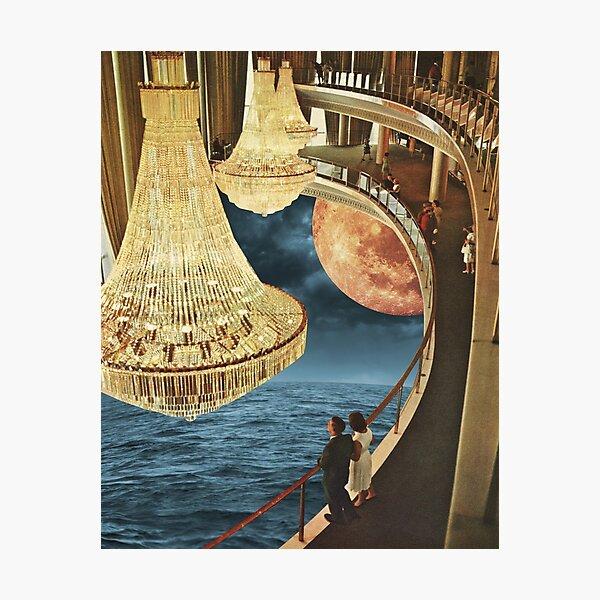 Balcony of Dreams Photographic Print