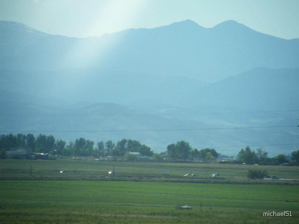 Twin peaks by michael51