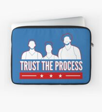 Trust the Process Laptop Sleeve