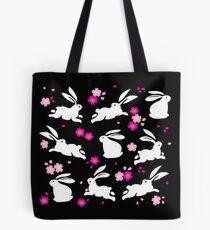 Japanisches Häschen - Pink Tasche
