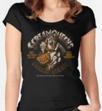 Scream Queens Roller Derby Women's Fitted Scoop T-Shirt