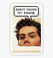 Dylan O'Brien Teen Wolf Stiles Sticker