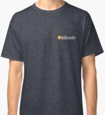 Bitcoin Pocket Classic T-Shirt