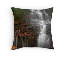 Triassic Throw Pillow