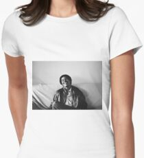 Young Obama Women's Fitted T-Shirt