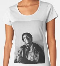 Young Obama Women's Premium T-Shirt