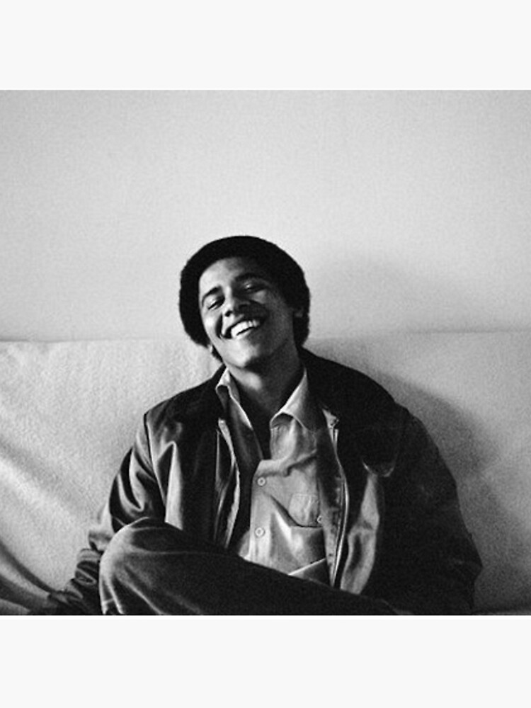 Young Obama by colleentuite