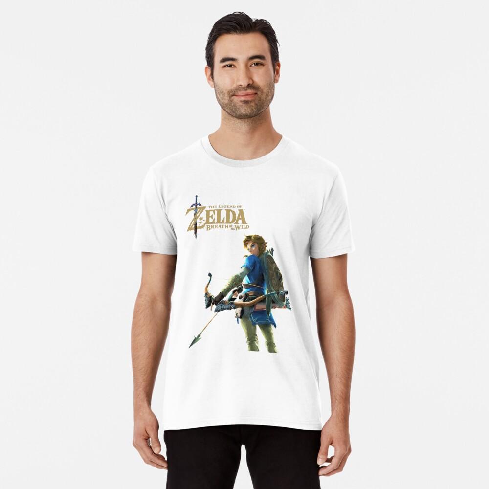 Aliento de lo salvaje Camiseta premium