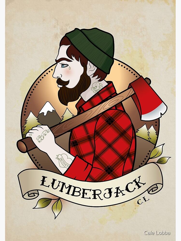 Lumberjack by calelobba