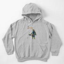 Sudadera con capucha para niños Aliento de lo salvaje