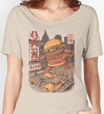 BurgerZilla Loose Fit T-Shirt