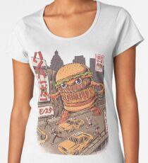 BurgerZilla Women's Premium T-Shirt