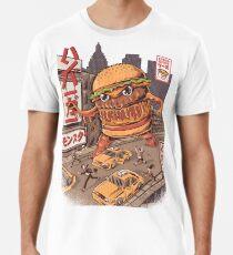 BurgerZilla Premium T-Shirt
