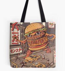 BurgerZilla Tote Bag