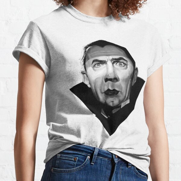 Dracula Bela Lugosi Satire Camiseta clásica