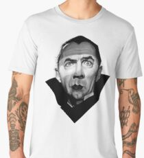 Dracula Bela Lugosi Satire Men's Premium T-Shirt