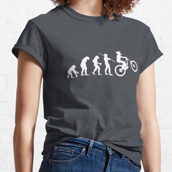 MTB Evolution  Classic T-Shirt
