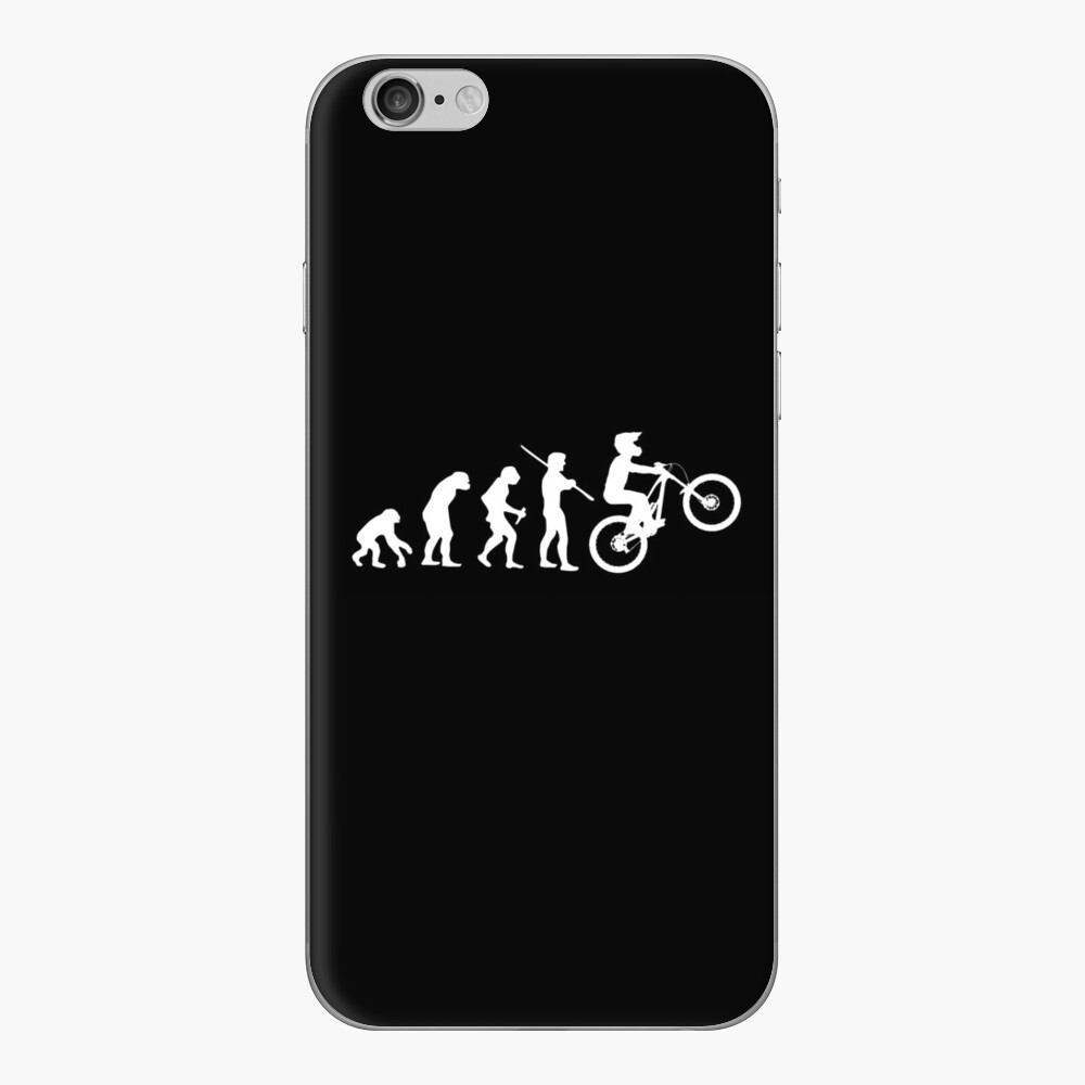 MTB-Entwicklung iPhone Klebefolie