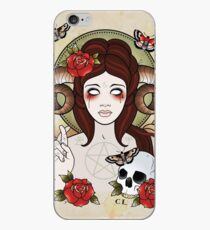 Pagan Goddess iPhone Case