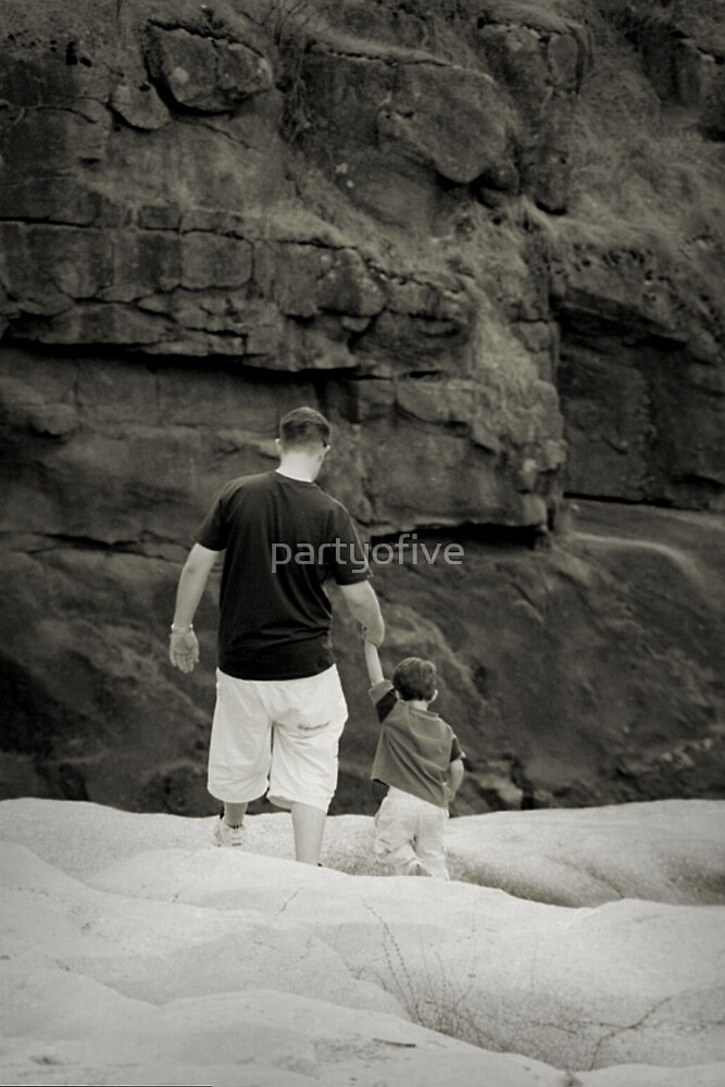 father & son... by partyofive