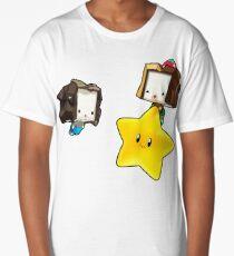 Game Grumps - Rocket Ship Long T-Shirt