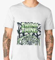 Swamp Thing gameboy Men's Premium T-Shirt