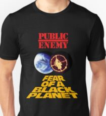 p.e. fear of a black planet Unisex T-Shirt