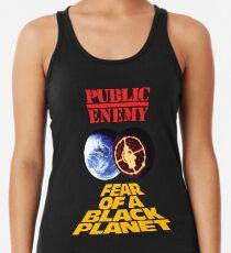 pe Angst vor einem schwarzen Planeten Tanktop für Frauen