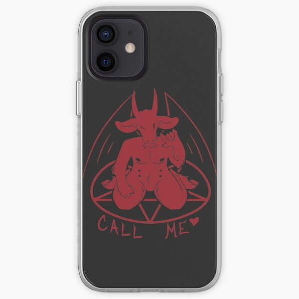 Call Me iPhone Soft Case