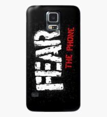 Fear  Case/Skin for Samsung Galaxy