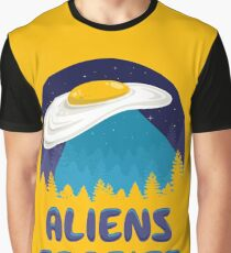 Aliens Eggsist Graphic T-Shirt