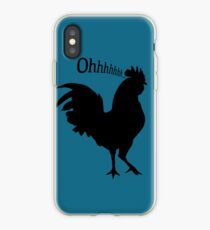 Oh Cock! iPhone Case