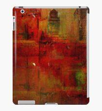 Urban landscape iPad Case/Skin