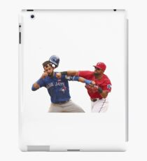 Odor/Bautista Fight iPad Case/Skin