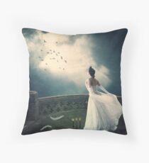 Angelic Tendencies... Throw Pillow