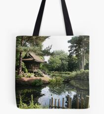 Japanese Garden (Tatton Park, UK) Tote Bag