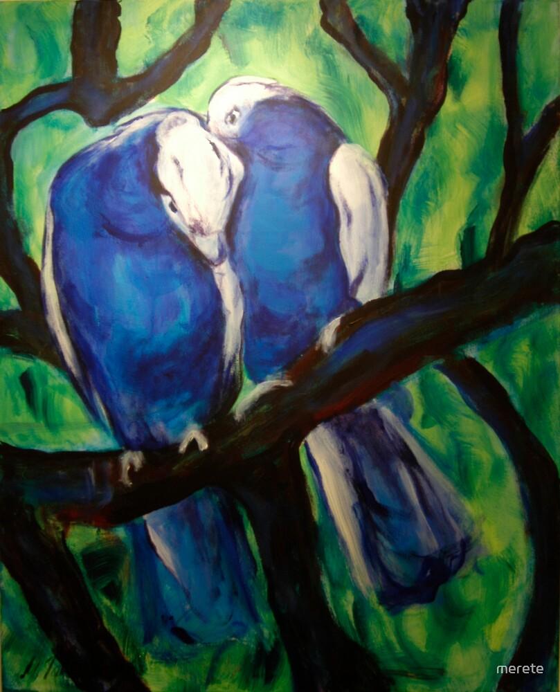 birds by merete