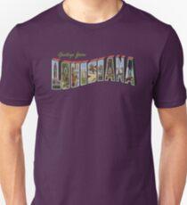 Greetings from Louisiana 1 T-Shirt